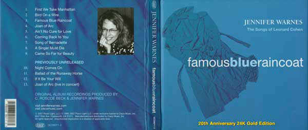 Famous Blue Raincoat:20th Anniversary Edition