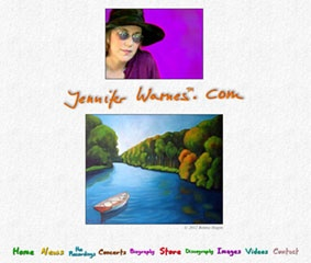 Jennifer Warnes singer songwriter